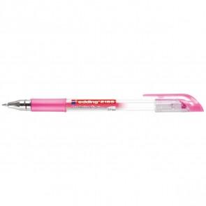EDDING Gelschreiber Crystaljelly 2185 rosa 0,7mm