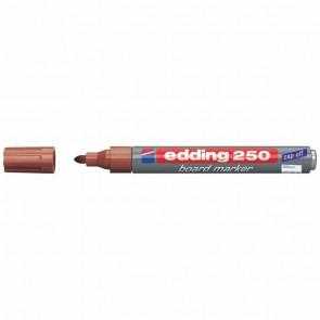 EDDING Whiteboardmarker 250 braun