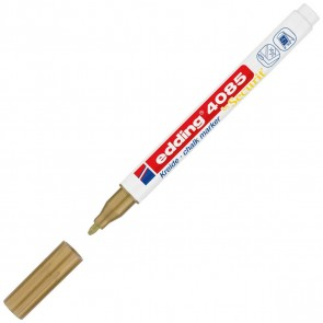 EDDING by Securit Kreidemarker 4085 gold 1-2mm