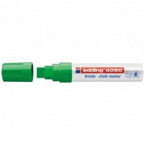 EDDING Kreidemarker 4090 grün 4-15mm
