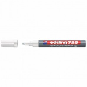 EDDING Neon Boardmarker 725 weiß 2-5mm