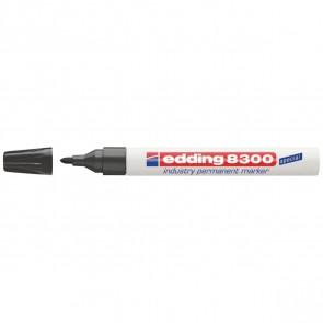 EDDING Industry Permanentmarker 8300 schwarz 1,5 - 3mm