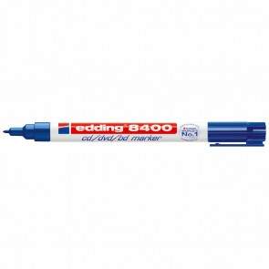 EDDING CD DVD marker 8400 blau 0,5-1mm