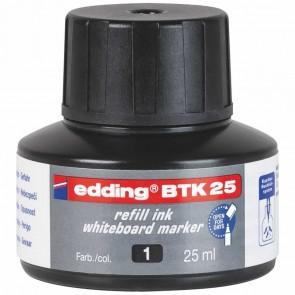 EDDING Nachfülltusche BTK25 25ml für Boardmarker schwarz