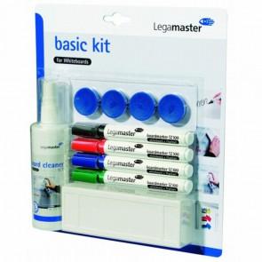 LEGAMASTER Whiteboard Zubehörset Basic Kit 10-teilig