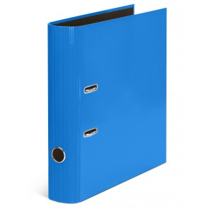 Color Karton Ordner A4 70mm blau