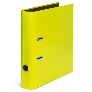 Color Karton Ordner A4 70mm hellgrün