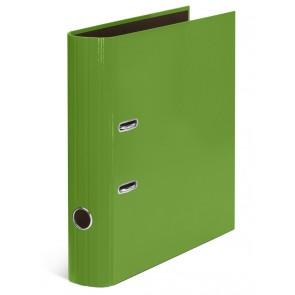 Color Karton Ordner A4 70mm grün