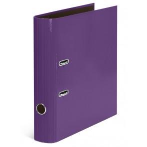 Color Karton Ordner A4 70mm violett