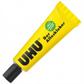 UHU Alleskleber 48295 35g Tube, ohne Lösungsmittel