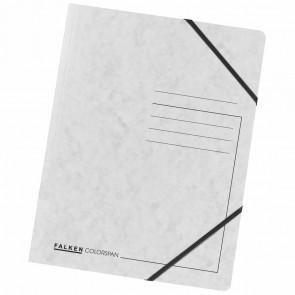 FALKEN Eckspanner 11286663 DIN A4 Colorspankarton weiß