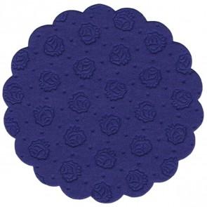 PAPSTAR Tassenuntersetzer 14248 blau 20 Stück