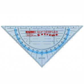 KUM Geodreieck ohne Griff Softie Flex 160 mm