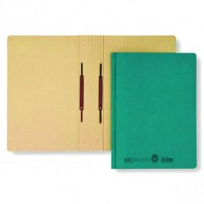 ELBA Doppelhefter / Zweifalzhefter 23462 Karton A4 grün
