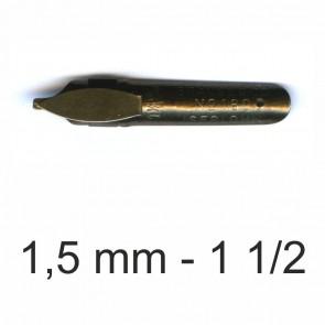 BRAUSE Bandzug Zeichenfeder 1,5mm