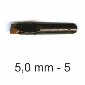 BRAUSE Bandzug Zeichenfeder 5,0mm