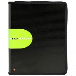 EXACOMPTA Konferenzmappe Exawallet 55534E A4 schwarz