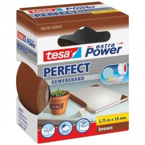TESA Gewebeband extra Power 56343 38mm x 2,75m braun