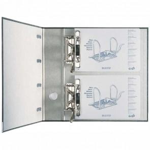 LEITZ Doppelordner Standard 1092 DIN A4 für 2 x A5 quer