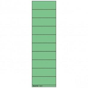 LEITZ Beschriftungsschild 1901 60x21mm grün 100 Stück