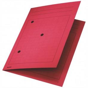 LEITZ Umlaufmappe 3998 A4 Karton 320g rot