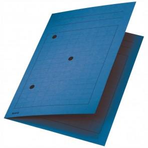 LEITZ Umlaufmappe 3998 A4 Karton 320g blau