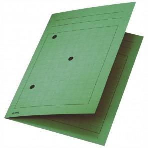 LEITZ Umlaufmappe 3998 A4 Karton 320g grün