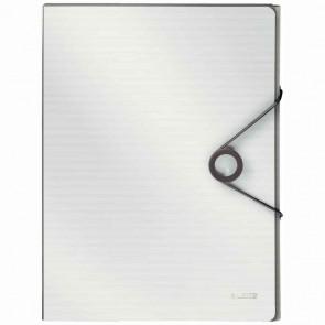 LEITZ Ablagebox Solid 4568 A4 PP 30mm weiß