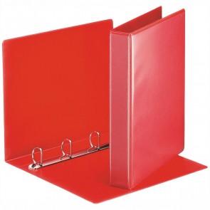 ESSELTE Präsentations Ringbuch 49713 A4 4-Ring 30mm rot
