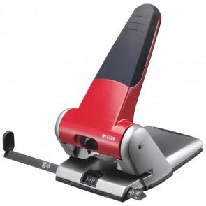 LEITZ Registraturlocher 5180 bis 65 Blatt rot