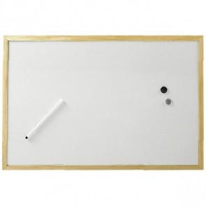 MAUL Whiteboardtafel 30x40cm mit Boardmarker und 2 Magneten