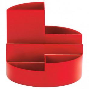 MAUL Rundbox 41176-25 rot 6 Fächer