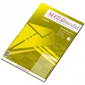 MAILMEDIA Versandtasche B4 nk braun 110g 10 Stück