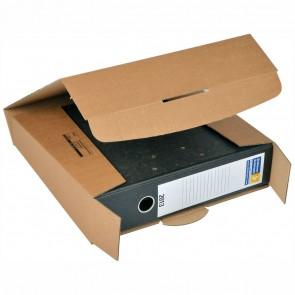 DINKHAUSER Ordner Versandbox  CP058.05 50mm braun
