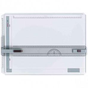 ROTRING Zeichenplatte profil A3 R522231 mit Parallelzeichenschiene