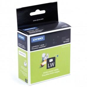 DYMO Vielzwecketikett 11355 19x51mm weiß für Labelwriter 500 Stück