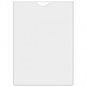 VELOFLEX Beschriftungsfenster 2215 A5 154x210mm PP glasklar 10 Stück