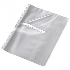 VELOFLEX Sichthüllen Ruck-Zuck A4 10 Stück glasklar passend ManageMe Vario Zipp