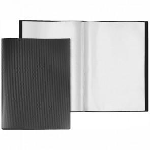 VELOFLEX Sichtbuch A3 schwarz 30 Hüllen PP 4430480