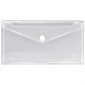 VELOFLEX Dokumentasche DL 4571000 glasklar mit Klettverschluß