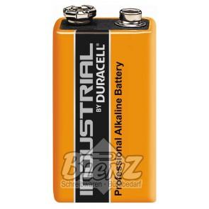 DURACELL Industrial Batterie 9V-Block MN1604, 6LR61
