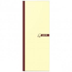 Tagebuch 11x29,7cm 1S = 1T Einband