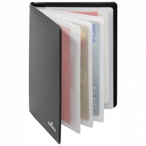 DURABLE Kreditkartenetui 2309 für 8 Karten RFID Secure anthrazit
