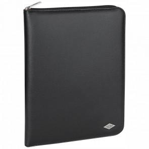 WEDO Tagungsmappe schwarz A4 mit Schreibblock