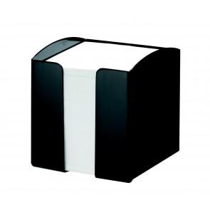 DURABLE Zettelbox Trend schwarz, mit ca. 800 Zetteln