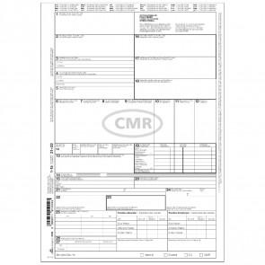 RNK Frachtbrief 2100L CMR A4 für Drucker 1 Satz = 4 Blatt
