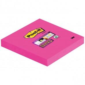 POST-IT Haftnotiz Super Sticky 654SPI1 neonpink 76x76mm 90 Blatt