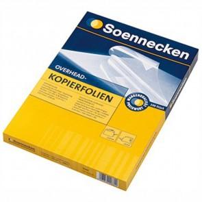 SOENNECKEN Laser-/Kopierfolie 5504 A4 0,102mm 100 Stück