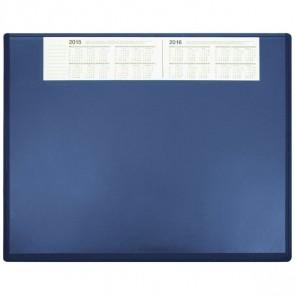 SOENNECKEN Schreibunterlage 3656 blau 52x65cm mit Deckel
