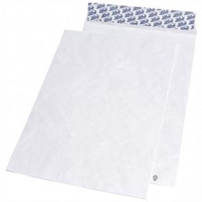 BONG Versandtasche TYVEK B4 ohne Fenster haftklebend weiß 55g 20 Stück